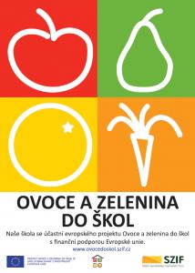 Projekt: Ovoce a zelenina do škol